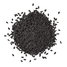 Heap Of Nigella Seeds