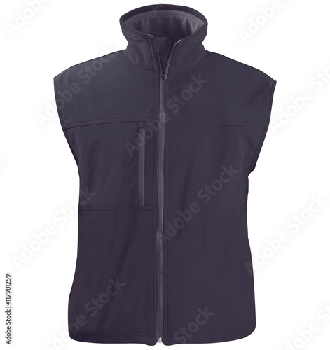 Fotografía  Bilateral vest isolated