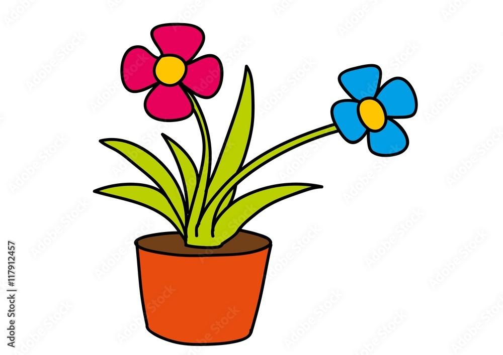 Fototapety, obrazy: kwiaty