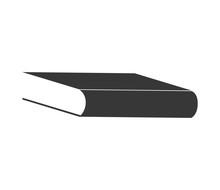 Book Closed Single Read Education Vector Graphic Icon