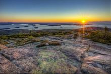 """""""Cadillac Mountain Sunrise"""""""