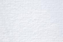 白いレンガの背景 Whi...