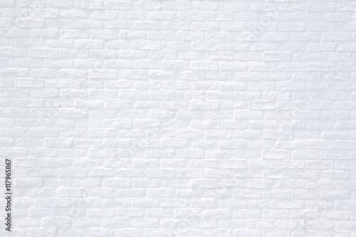 Tela 白いレンガの背景 White brick background