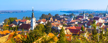 Panoramic View Of Zemun, With ...