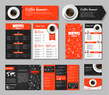 Set Coffee Corporate Identity