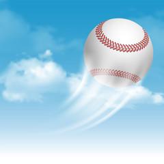 FototapetaBaseball Ball
