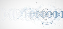 Dna And Medical And Technology...