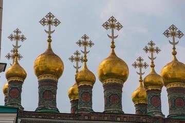 Panel Szklany Orthodoxe Zwiebeltürme Moskau