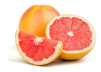 Fresh Red Grapefruit