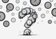 Time Question Concept