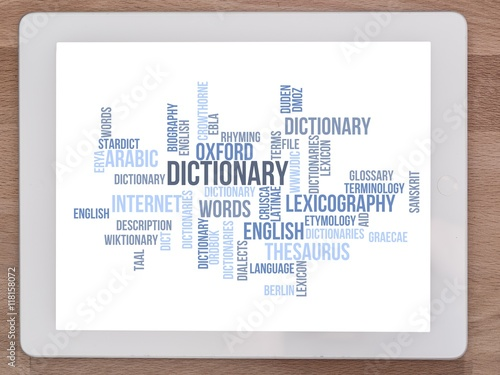 dictionary - Buy this stock illustration and explore similar