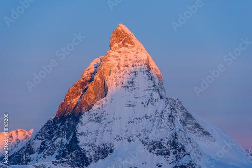 Fotografie, Obraz  Matterhorn, Switzerland.