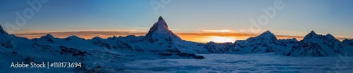 Fototapeta  Matterhorn, Switzerland.