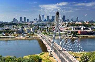 Fototapeta na wymiar Warsaw.