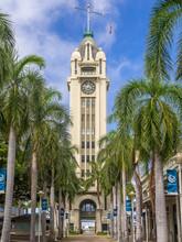 The Gateway To Honolulu Harbor...