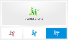 Data Digital Traffic Link Logo