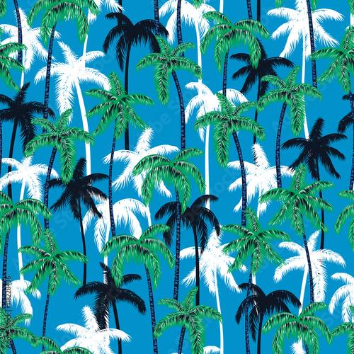 wektor-bez-szwu-stylowy-nowoczesny-kolorowy-pionowy-zorientowany-wzor-palmy-wzor-w-stylu-hawajskim-letnie-wibracje-palmy-z-bujnymi-li