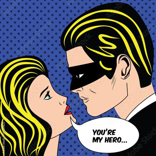mezczyzna-w-czarnej-masce-superbohatera-i-kobieta-milosc-para-w-komiks-stylu-vintage-pop-art