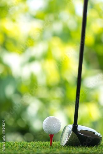 Foto drive golf