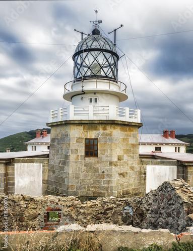 Photo  Faro de Estaca de Bares en Galicia España
