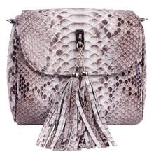Fashion Exotic Snakeskin Handbag