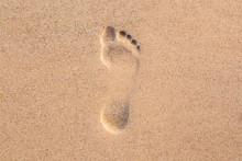 Shiny, Perfect Foots Imprint I...
