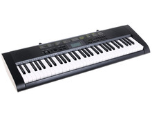 Digital Piano On A White Background. Isolate