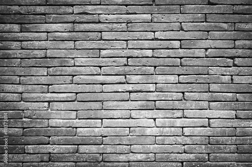 Foto op Plexiglas Brick wall texture pattern or brick wall background for interior or exterior design with copy space for text or image.