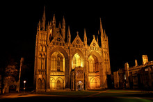 Peterborough Cathedral, Proper...