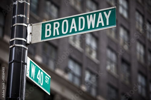 Broadway © Stuart Monk