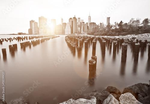 Foto auf Acrylglas Bestsellers Manhattan