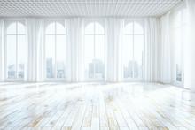 Bright Unfurnished Interior
