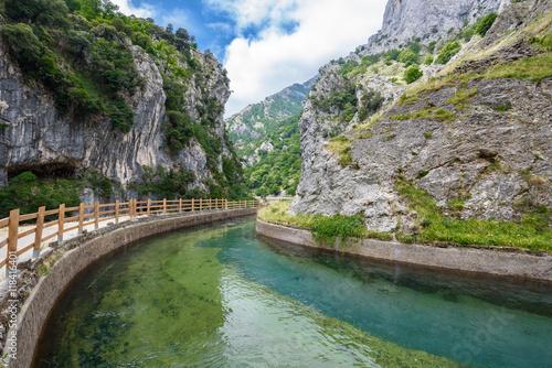 Ruta Senderista de la Garganta del Río Cares, Asturias