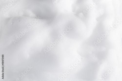 Fotografie, Obraz  Foam on top view