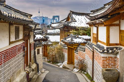 Zdjęcie XXL Historyczne sąsiedztwo Korei