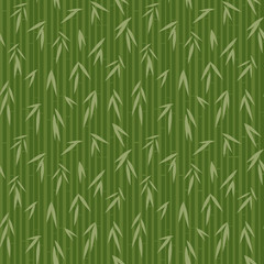 Tapeta Pattern with bamboo