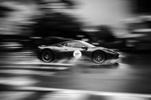 Panning Ferrari Mille Miglia