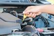 Maintenace checking car