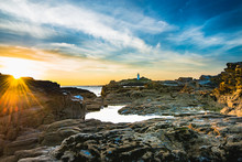 Godrevy Lighthouse-St Ives Bay...