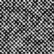 Black And White Distort Checke...