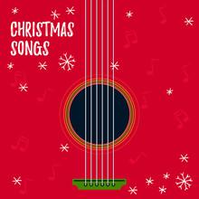 Christmas Songs - Vector Illus...