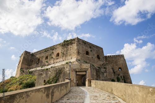 Castello Ruffo di Scilla, Calabria, Italia