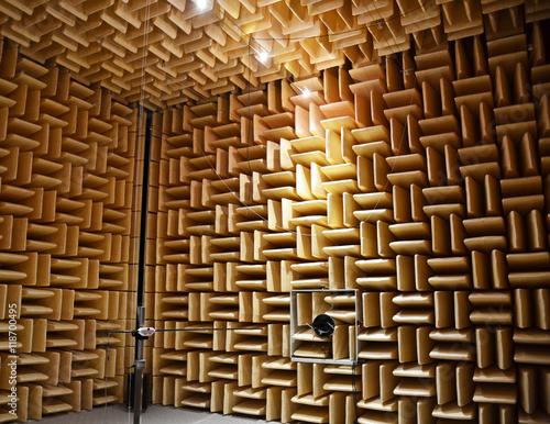Fotografia, Obraz  Acoustic chamber.