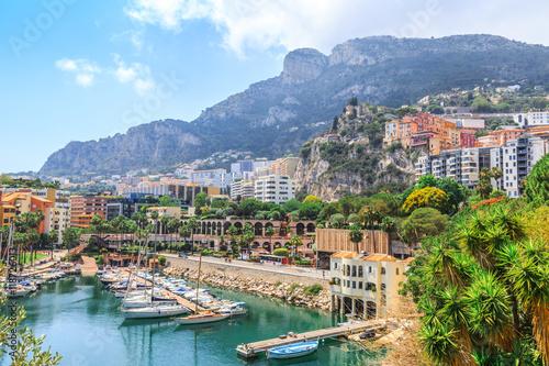 Foto op Aluminium Cyprus Monaco Monte Carlo sea view