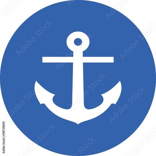 Anchor Nautical Secure Ship Security Sea Vessel Naval Marine Sailing
