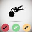 key house icon