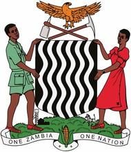 Zambia Coat Of Arm