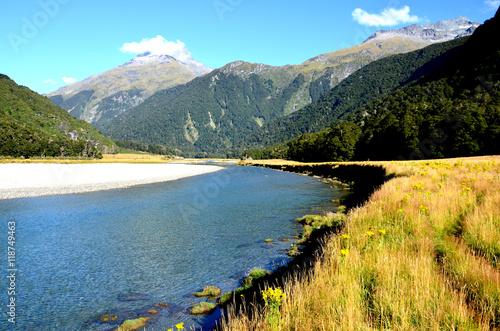 Fotografia  Wilkin River, Gillespie Pass