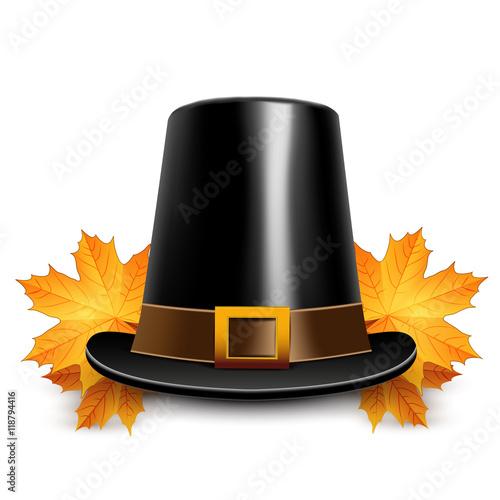 Photo Pilgrims hats for thanksgiving