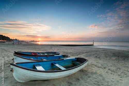 Fototapety, obrazy: Bournemouth Beach